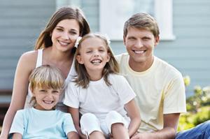 Счастливая семья - фэншуй, любовь