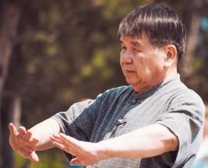 Мастер Шентан Су здоровье цигун