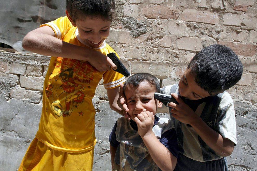 дети Ирака