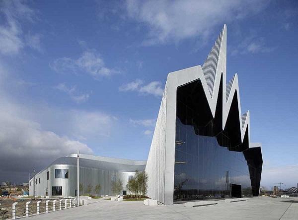 Музей транспорта в Глазго, Шотландия
