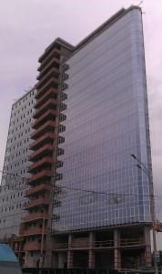 Офисное здание у ВДНХ в Киеве