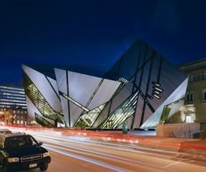 Музей Онтарио в Торонто (2007), автор Даниэль Либескинд