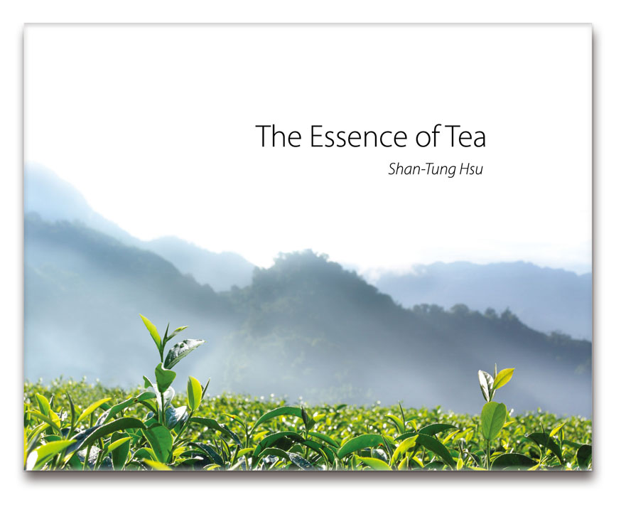 Обложка книги Сущность чая