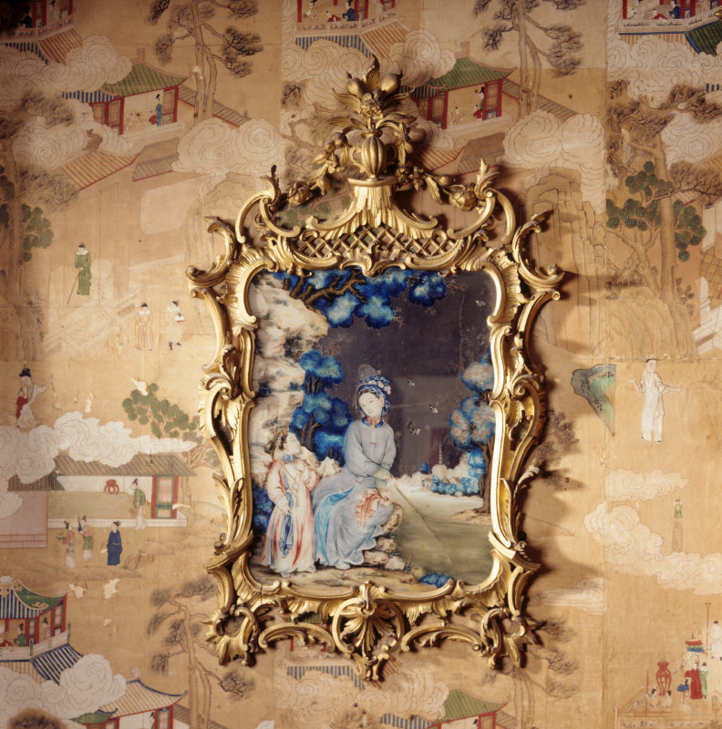 Зеркало китайское