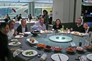 китайский круглый стол