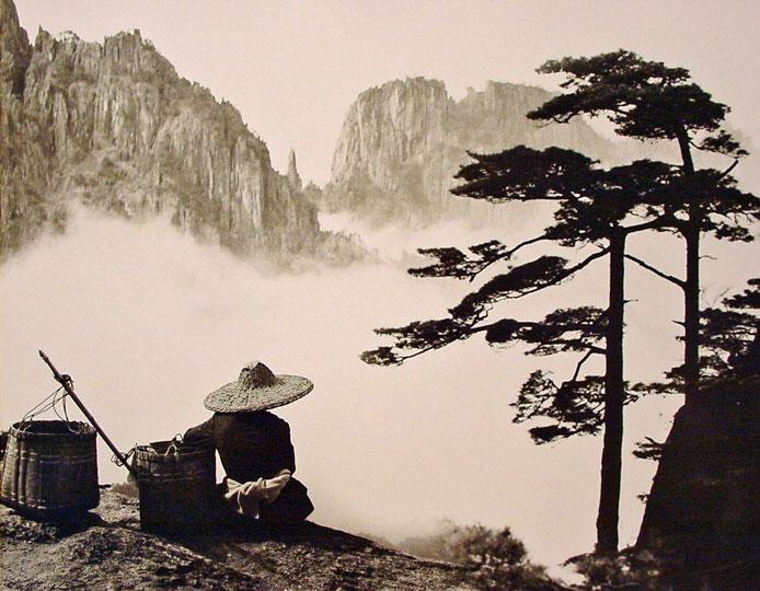 Горы Китай