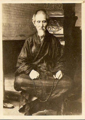 Сюй-юнь в медитации