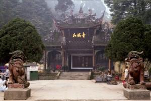 Гора Цинчэн