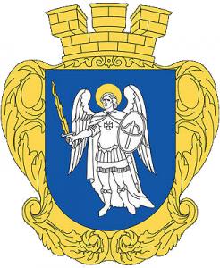 Герб Киева - вариант