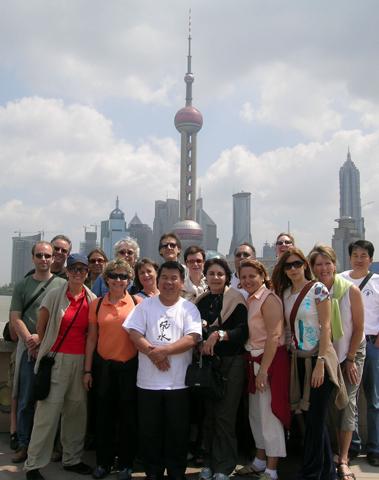 Фэншуй-тур с мастером Су в Шанхае