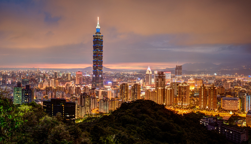 Тайбей, Тайвань