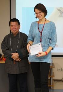 Дарья Литвин учитель китайского