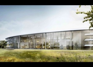 Apple кампус