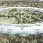 Новая штаб квартира Apple