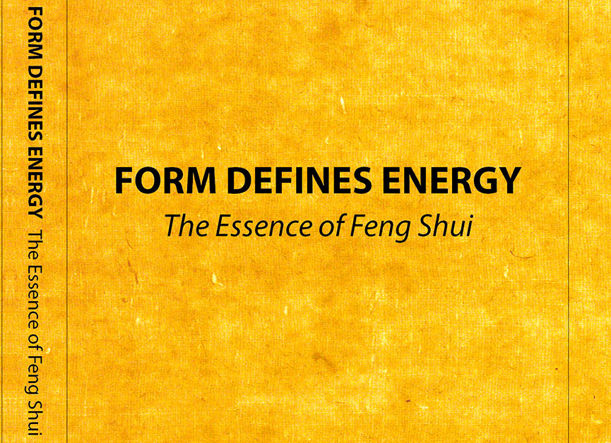 книга фэншуй Form Defines Energy book