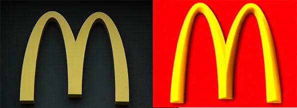 Макдоналдс логотипы