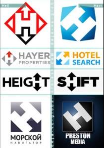 Плагиат логотипа Новой Почты
