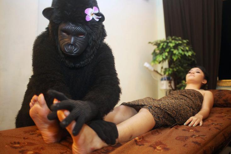 массаж здоровье