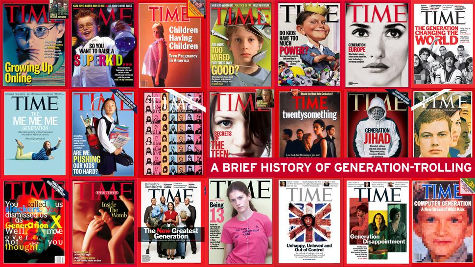 Time Журнал Тайм