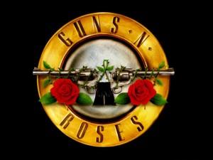 Логотип Guns N Roses