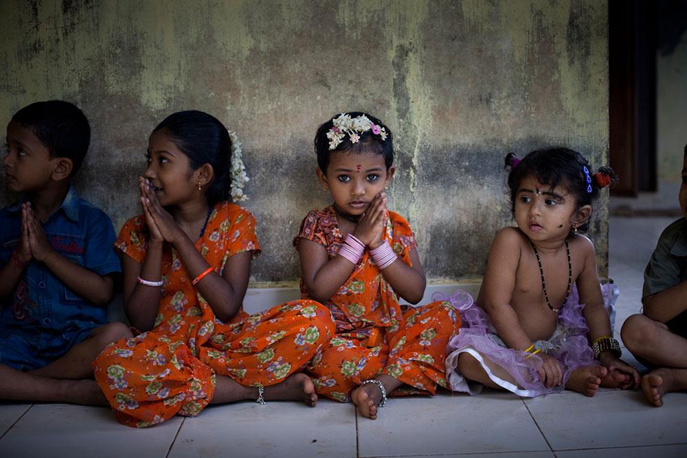Дети Кералы