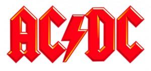 Логотип AC/DC