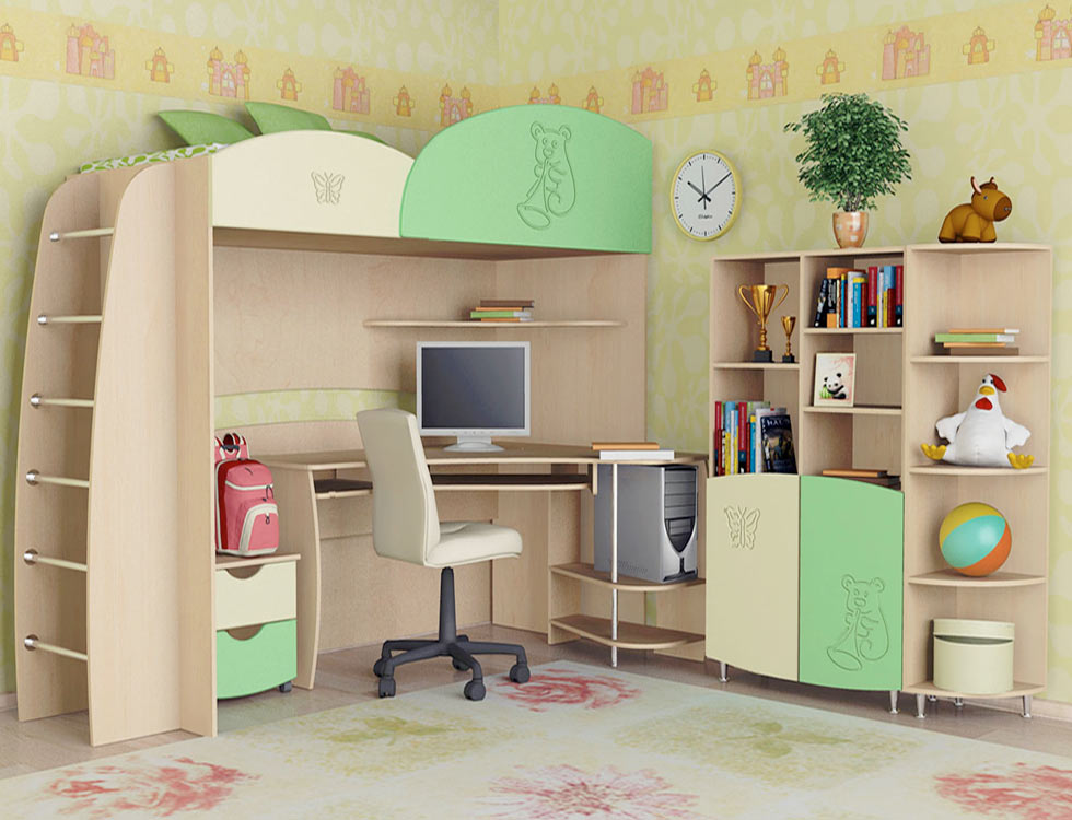 Детская комната и фэншуй