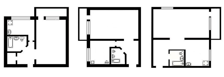 квартиры хрущевки