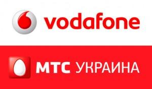 Логотип vodafone-МТС