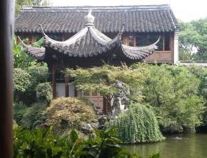 Фен-шуй сада, ландшафтный дизайн в Китае