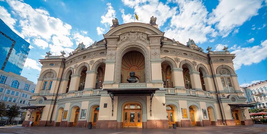 Фэн-шуй экскурсия по Киеву