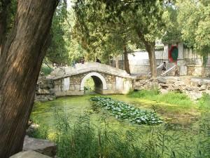 Фэншуй сада, ландшафтный дизайн в Китае