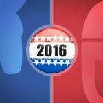 Фэншуй логотипов кандидатов <br>в президенты США</br>