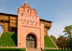 Фэншуй Золотых ворот в Киеве