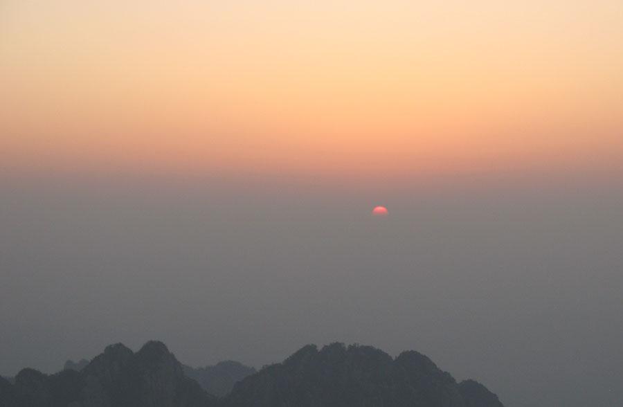 Китай, восход солнца, дзэн и чай