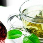 Чай и вино
