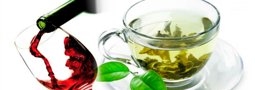 Чай и вино - Шентан Су