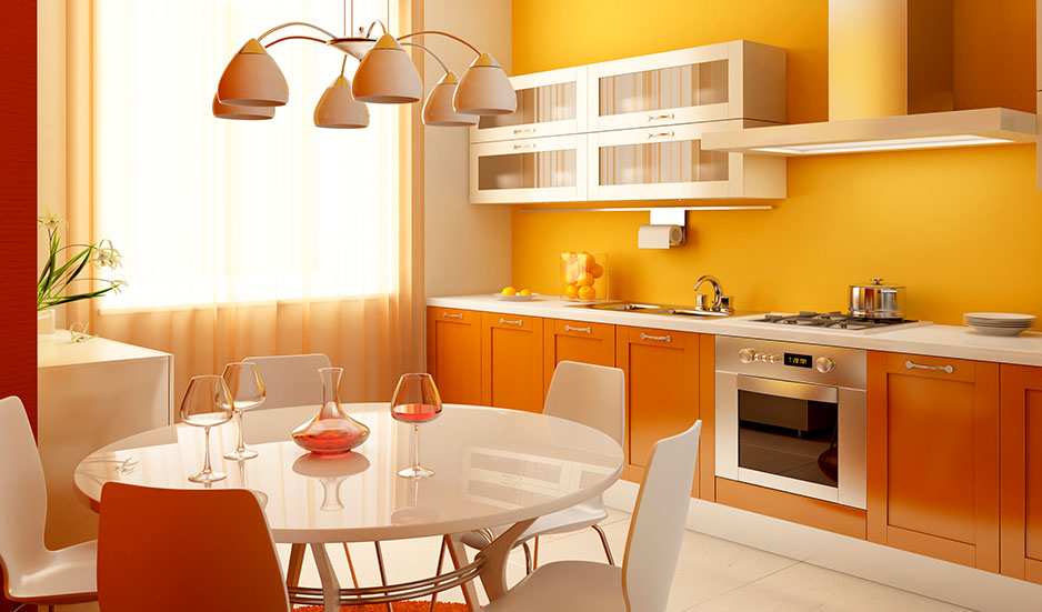 Кухня и фен-шуй
