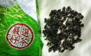 Тайваньский чай улун Шань Линь Си, Ручей горного леса