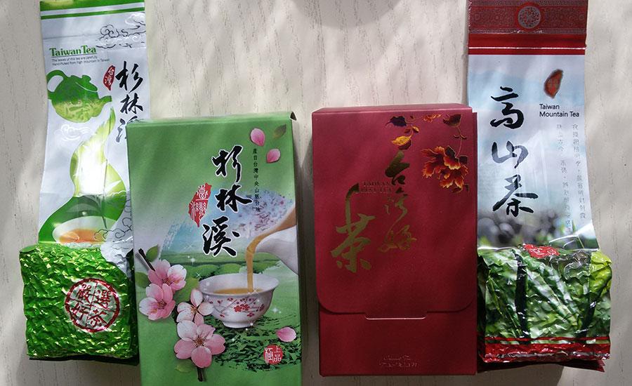 Улуны Шаньлиньси и Дундин - хорошие подарки