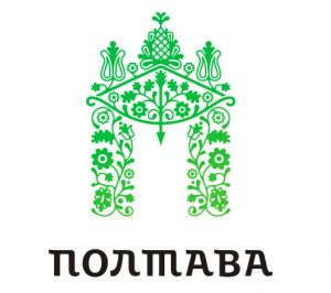 Логотип Полтавы от Артемия Лебедева