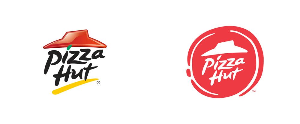 Фэншуй лого PizzaHut