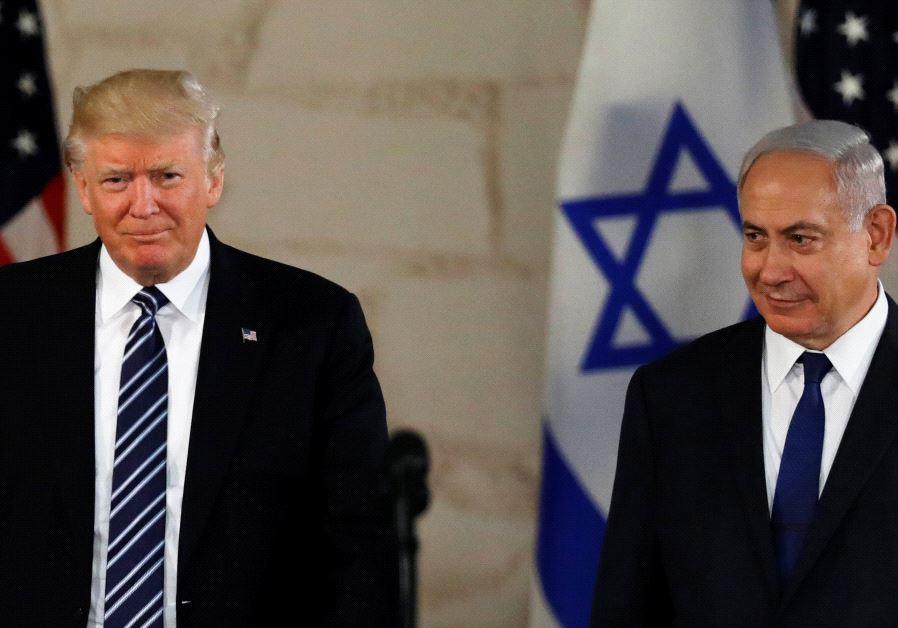 Трамп в Израиле