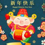 2019: Китайский Новый год Свиньи