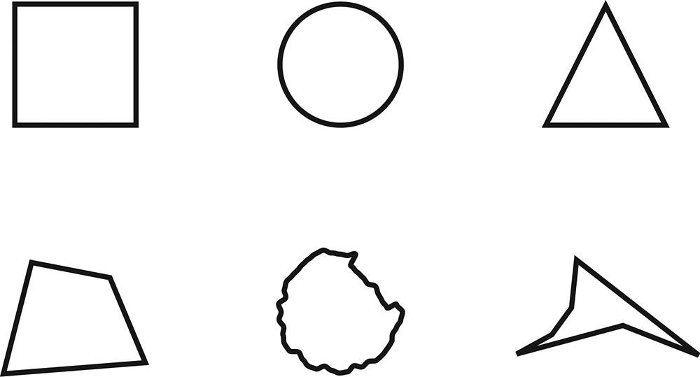 Фэншуй геометрия форм