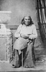 Индейский вождь Сиэтл