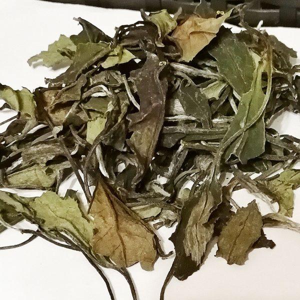 Белый чай Баймудань