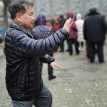 Мастер Су на родине Тайцзицюань