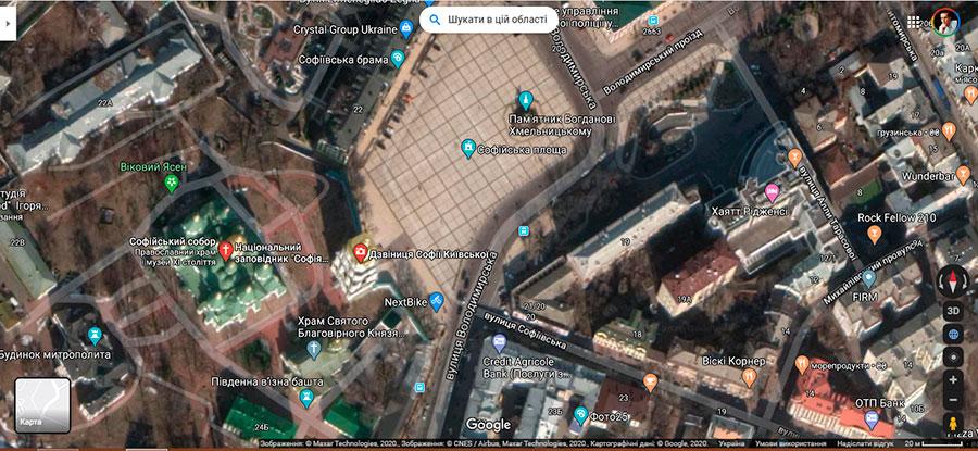 Фэншуй экскурсия по Киеву