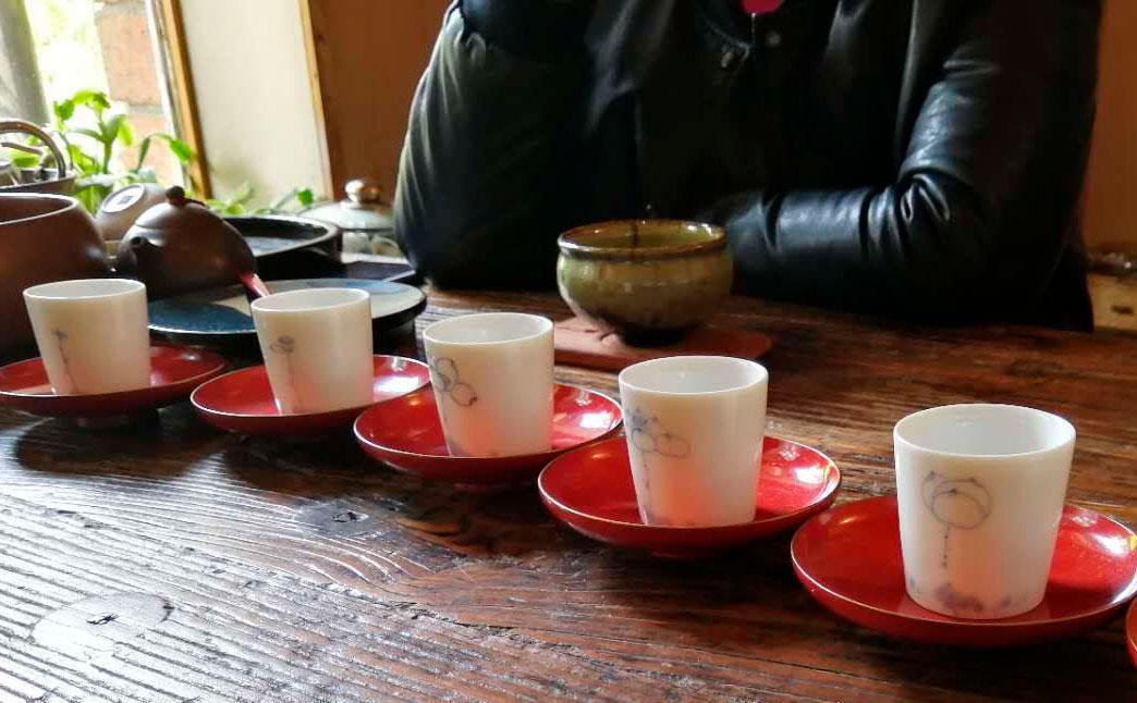 Чай, медитация